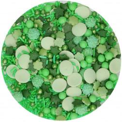 Sprinkle Medley Green 65g