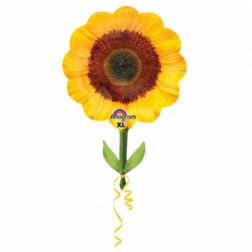 Folienballon Sonnenblume 73cm