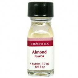 LorAnn Super Strength Flavor Almond 3.7ml