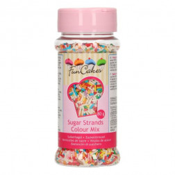 Zuckerstreusel Strands mix 80g