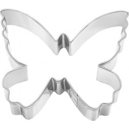 Ausstechform Schmetterling 6- 7cm