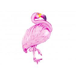 Folienballon Flamingo pink 95cm