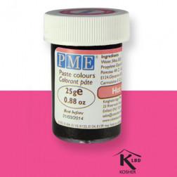PME Paste Colour Hot Pink 25g