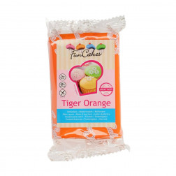 Fondant Tiger Orange 250g