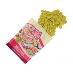 Deco Melts Limettengrün 250g