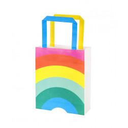 Tüten Rainbow Brights 8 Stück
