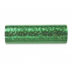 Luftschlangen grün 18 Ringe