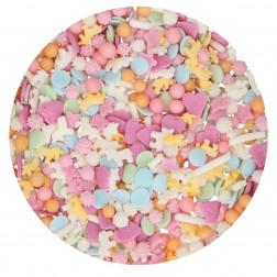 Sprinkle Medley Pastell Einhorn 50g