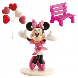 Tortendeko Set Minnie Mouse