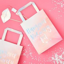 Papier Tasche Bride Hangover Recovery 5 Stück