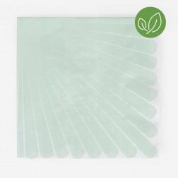 Servietten green pastel 20 Stück