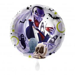 Folienballon Dracula 43cm
