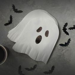 Servietten Ghost Fringe 16 Stück