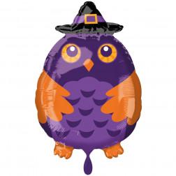 Folienballon Owl 50cm