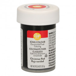 Wilton Icing Color Christmas Red 28g