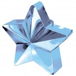 Ballon Gewicht  - Blau Stern