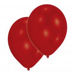 Luftballons Rot 10 Stück