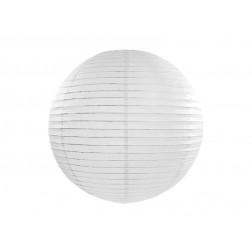 Papier Lampion weiß 25cm