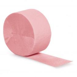 Krepprollen rosa 24,69m