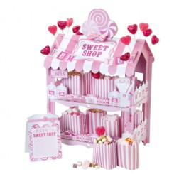 Sweet Shop Pink Stand