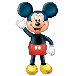 Mickey Mouse Air Walkers Folienballon 132cm