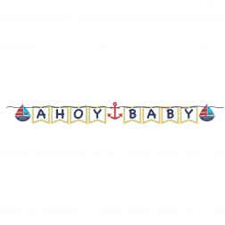 Banner Baby Ahoy 1,67m