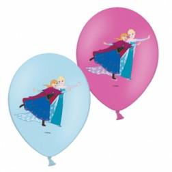 Eiskönigin Luftballone 6 Stück