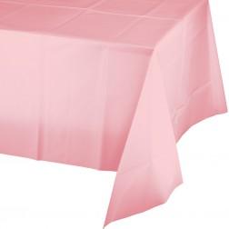 Tischdecke rosa 137 x 274cm