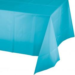 Tischdecke Bermuda blau 137 x 274cm