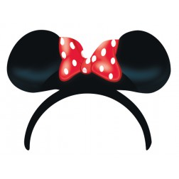 Minnie Mouse Haarreif 4 Stück