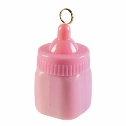 Gewicht Babyflasche rosa 170g