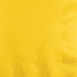 Servietten Gelb 20 Stück