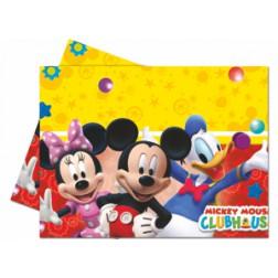 Playful Mickey Tischdecke 120 x 180cm