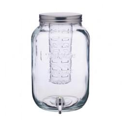 Original Yorkshire Getränkespender mit Aromafach 7,5 Liter