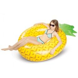 Aufblasbarer Schwimmring Ananas 182cm