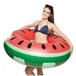 Aufblasbarer Schwimmring Wassermelone 122cm