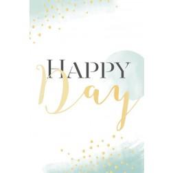 Karte HAPPY DAY
