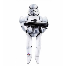 Air Walkers Folienballon Storm Trooper 177cm