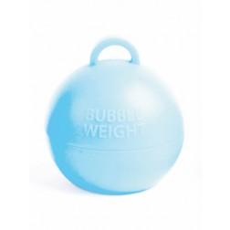 Ballon Gewicht Bubble blau 35g