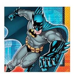 Batman Servietten 16 Stück