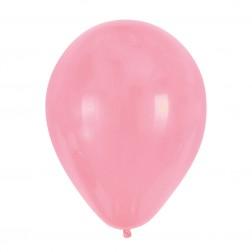 Luftballons Metallic Candy Pink 10 Stück