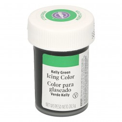 Icing Color Kelly Green 28g