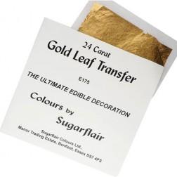 Blattgold 24 Carat Leaf Transfer