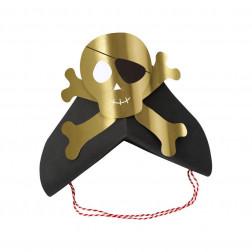 Piraten Hüte 8 Stück