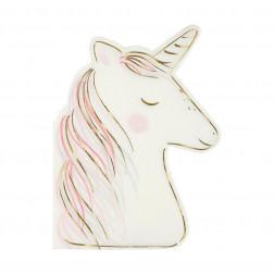 Servietten Unicorn 16 Stück