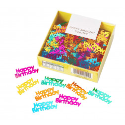 Konfetti Birthday Brights 14g