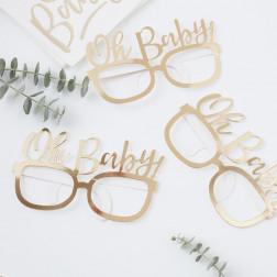 Brille OH BABY! 8 Stück