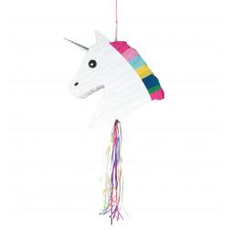 Pinata Unicorn Kopf