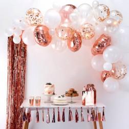Ballon Arch Kit Rosegold