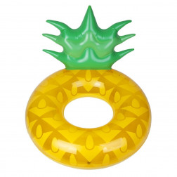 Pool Ring Pineapple 110cm